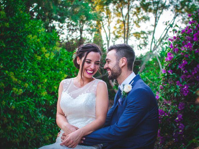 La boda de Cris y Juanan
