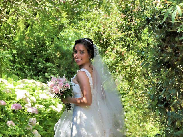 La boda de Alfonso y Lara en Las Fraguas, Cantabria 4