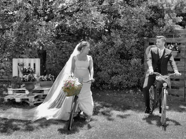 La boda de Alfonso y Lara en Las Fraguas, Cantabria 1