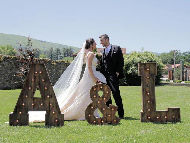 La boda de Alfonso y Lara en Las Fraguas, Cantabria 2