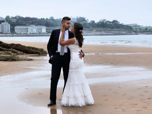 La boda de Alfonso y Lara en Las Fraguas, Cantabria 17