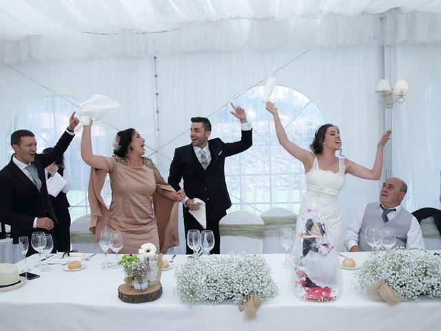 La boda de Alfonso y Lara en Las Fraguas, Cantabria 11