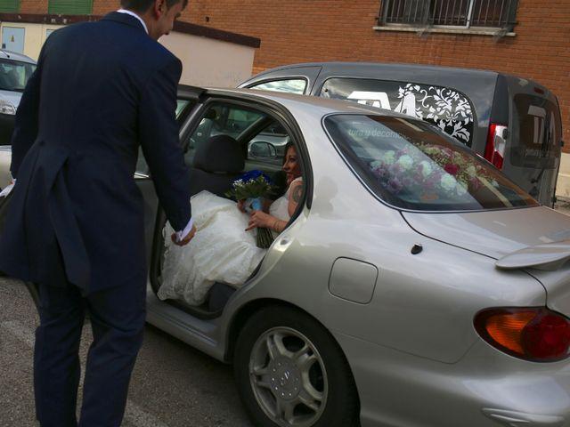 La boda de David  y Bea  en Arganda Del Rey, Madrid 11