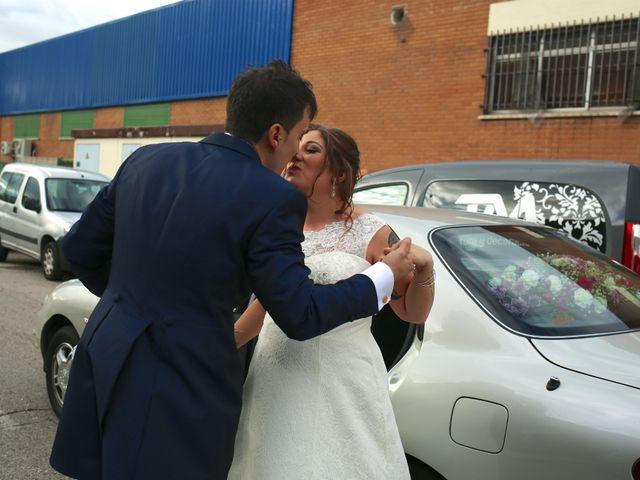 La boda de David  y Bea  en Arganda Del Rey, Madrid 12