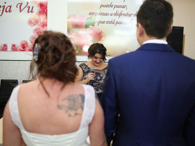 La boda de David  y Bea  en Arganda Del Rey, Madrid 13