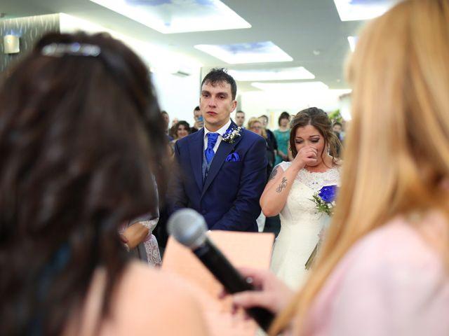 La boda de David  y Bea  en Arganda Del Rey, Madrid 14