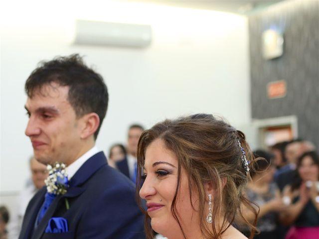 La boda de David  y Bea  en Arganda Del Rey, Madrid 15