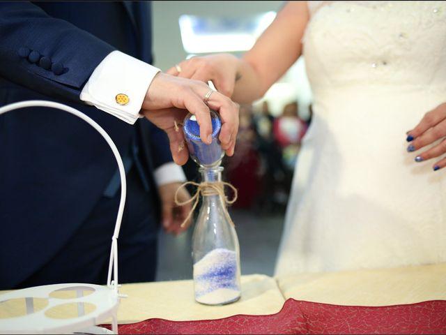 La boda de David  y Bea  en Arganda Del Rey, Madrid 1