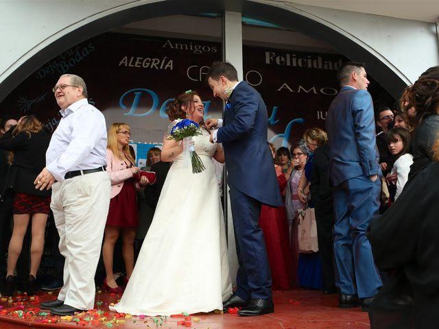 La boda de David  y Bea  en Arganda Del Rey, Madrid 18