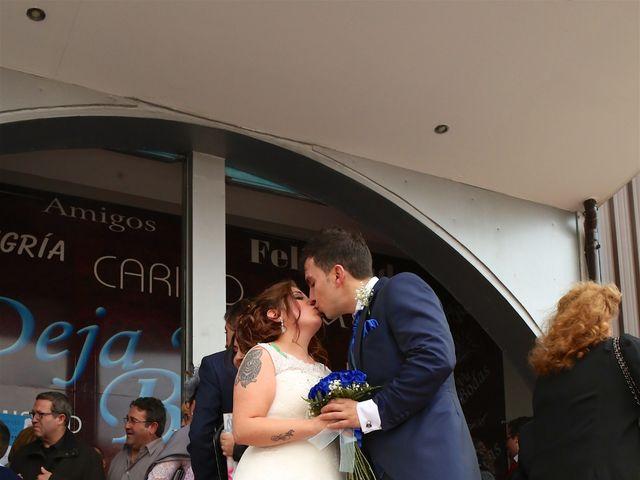 La boda de David  y Bea  en Arganda Del Rey, Madrid 19