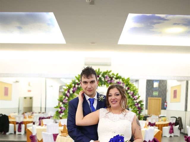 La boda de David  y Bea  en Arganda Del Rey, Madrid 20