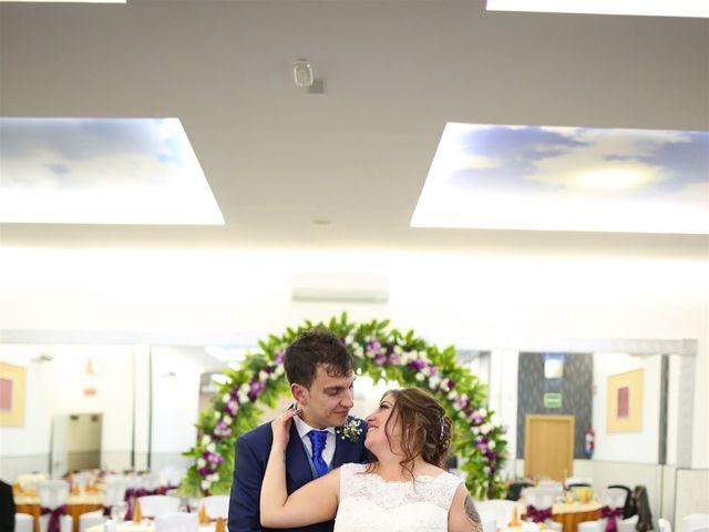 La boda de David  y Bea  en Arganda Del Rey, Madrid 21