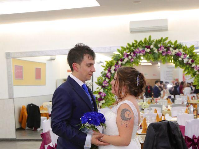La boda de David  y Bea  en Arganda Del Rey, Madrid 22