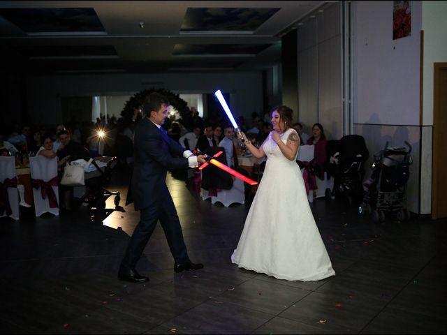 La boda de David  y Bea  en Arganda Del Rey, Madrid 24