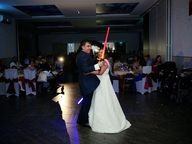 La boda de David  y Bea  en Arganda Del Rey, Madrid 26