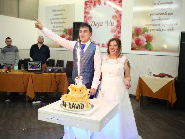 La boda de David  y Bea  en Arganda Del Rey, Madrid 27