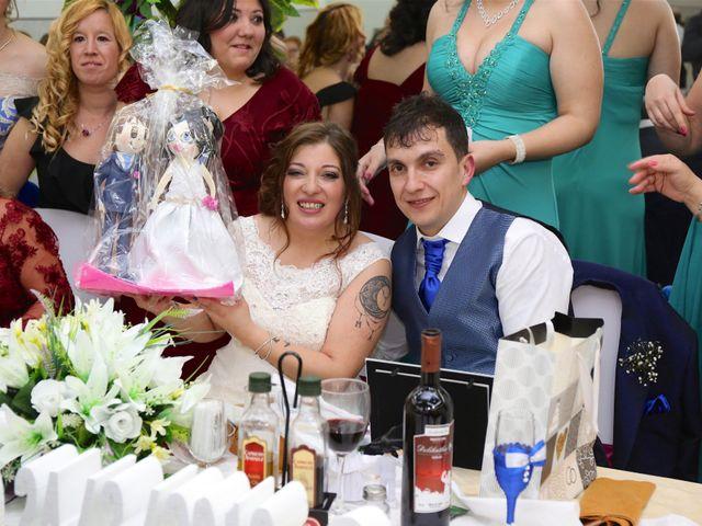 La boda de David  y Bea  en Arganda Del Rey, Madrid 31