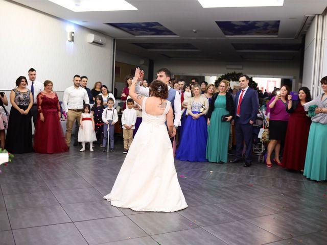 La boda de David  y Bea  en Arganda Del Rey, Madrid 32