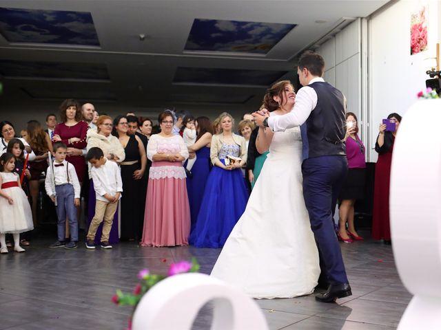 La boda de David  y Bea  en Arganda Del Rey, Madrid 33