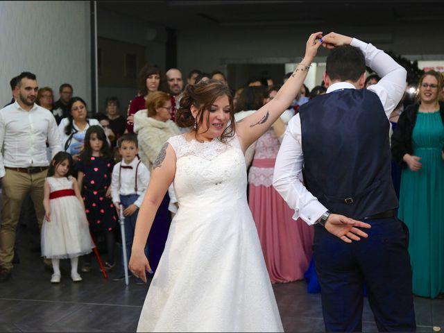 La boda de David  y Bea  en Arganda Del Rey, Madrid 34