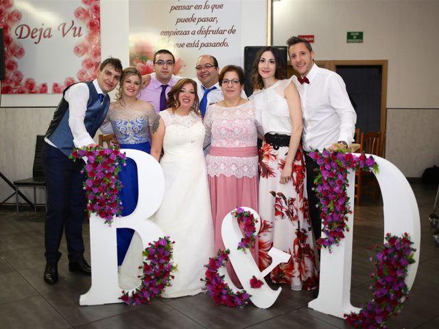 La boda de David  y Bea  en Arganda Del Rey, Madrid 36