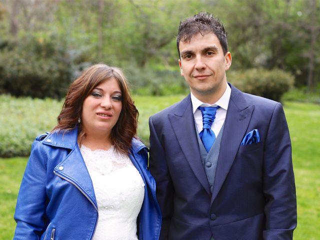La boda de David  y Bea  en Arganda Del Rey, Madrid 37