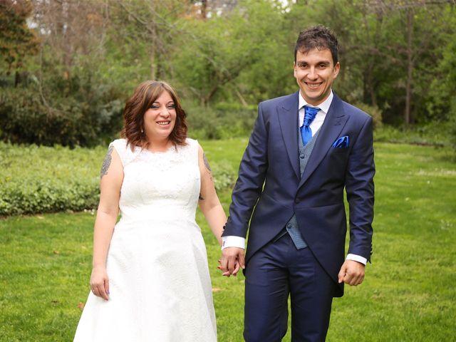 La boda de David  y Bea  en Arganda Del Rey, Madrid 38
