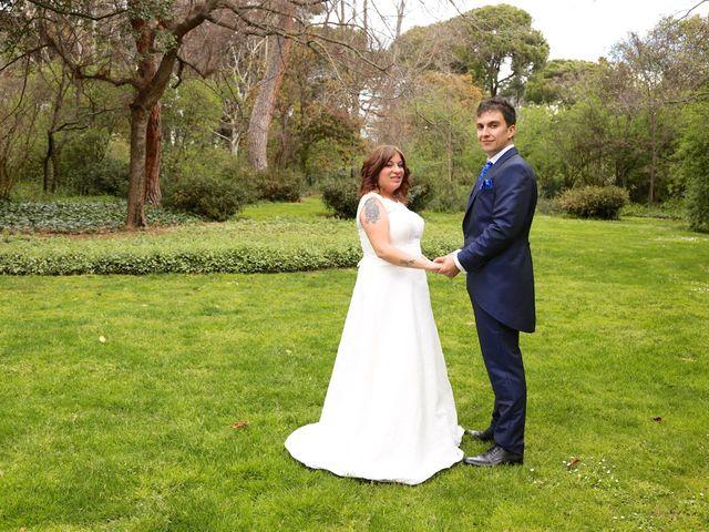 La boda de David  y Bea  en Arganda Del Rey, Madrid 40