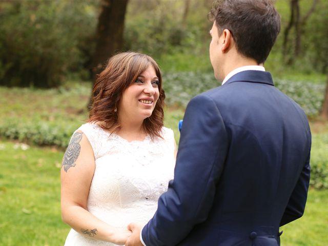 La boda de David  y Bea  en Arganda Del Rey, Madrid 41