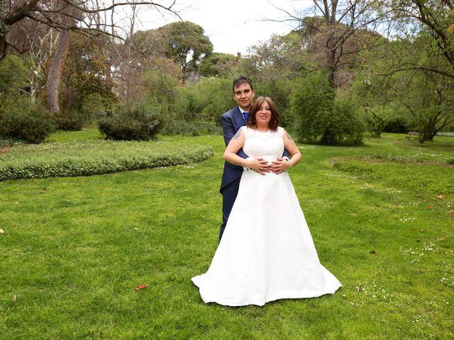 La boda de David  y Bea  en Arganda Del Rey, Madrid 42
