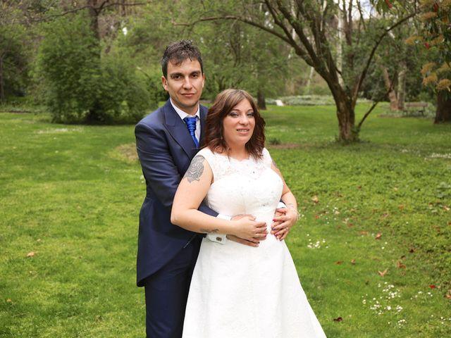 La boda de David  y Bea  en Arganda Del Rey, Madrid 43
