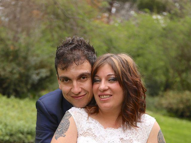 La boda de David  y Bea  en Arganda Del Rey, Madrid 44