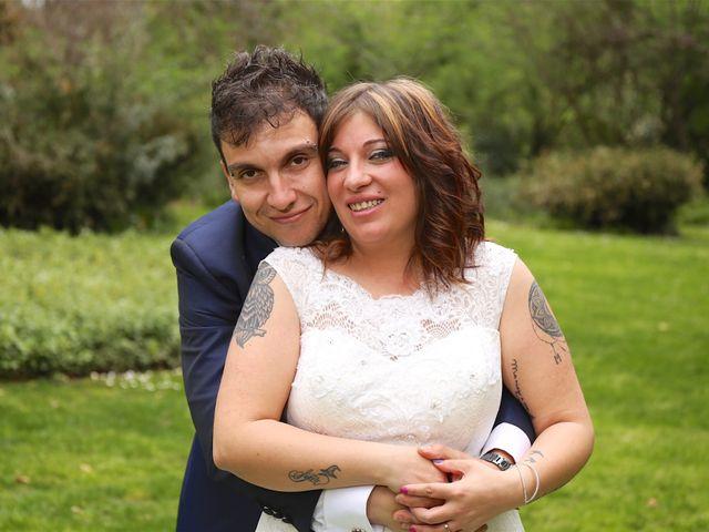 La boda de David  y Bea  en Arganda Del Rey, Madrid 45