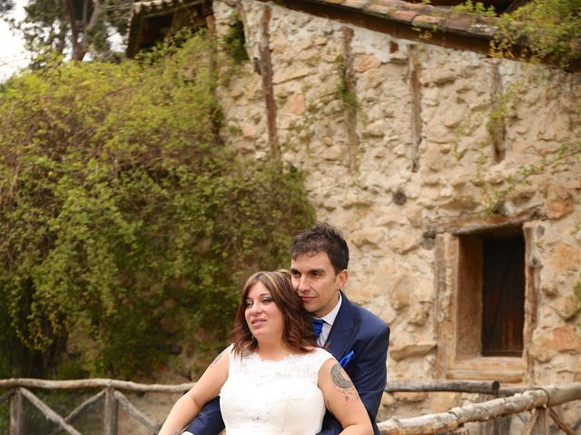 La boda de David  y Bea  en Arganda Del Rey, Madrid 47