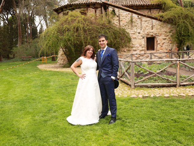 La boda de David  y Bea  en Arganda Del Rey, Madrid 48