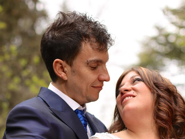 La boda de David  y Bea  en Arganda Del Rey, Madrid 53
