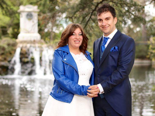La boda de David  y Bea  en Arganda Del Rey, Madrid 55