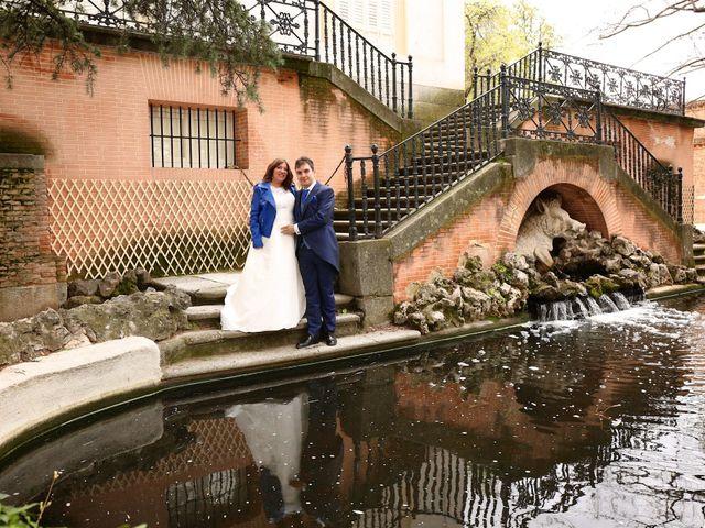 La boda de David  y Bea  en Arganda Del Rey, Madrid 56
