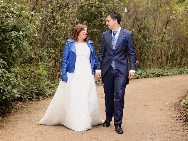 La boda de David  y Bea  en Arganda Del Rey, Madrid 58