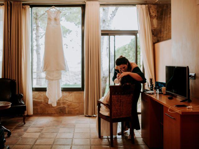 La boda de Pere y Elisa en Horta De Sant Joan, Tarragona 13