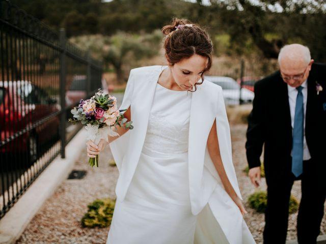 La boda de Pere y Elisa en Horta De Sant Joan, Tarragona 46