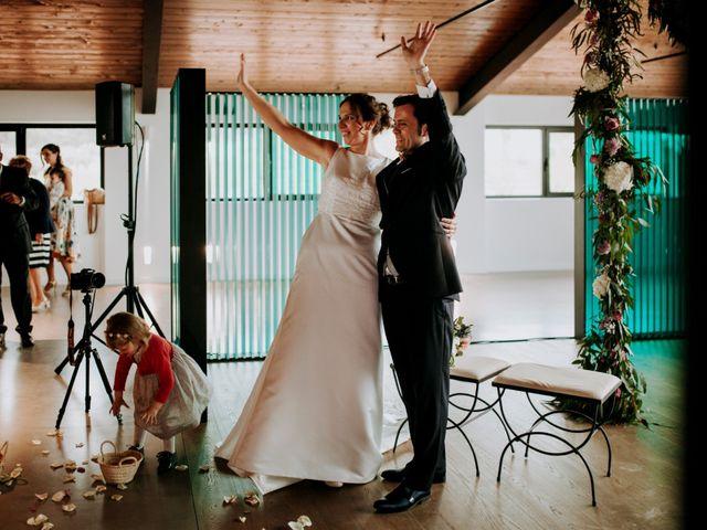 La boda de Pere y Elisa en Horta De Sant Joan, Tarragona 80