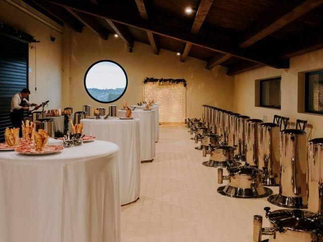 La boda de Pere y Elisa en Horta De Sant Joan, Tarragona 92