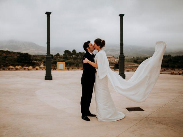 La boda de Pere y Elisa en Horta De Sant Joan, Tarragona 102