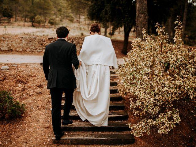 La boda de Pere y Elisa en Horta De Sant Joan, Tarragona 107