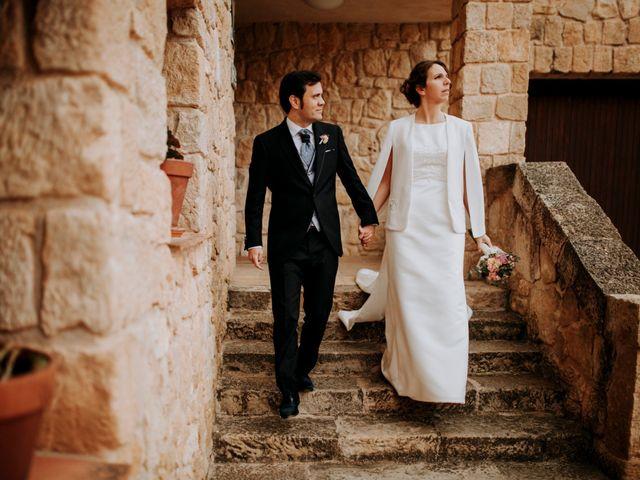 La boda de Pere y Elisa en Horta De Sant Joan, Tarragona 110
