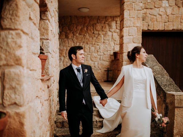 La boda de Pere y Elisa en Horta De Sant Joan, Tarragona 111