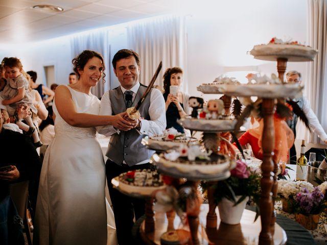 La boda de Pere y Elisa en Horta De Sant Joan, Tarragona 142
