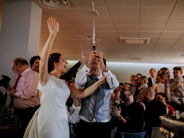 La boda de Pere y Elisa en Horta De Sant Joan, Tarragona 143