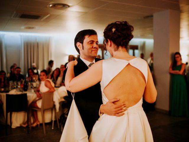 La boda de Pere y Elisa en Horta De Sant Joan, Tarragona 163